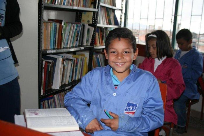 Donar niños de los Andes